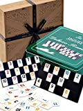 Jaques of London Rummy Game Complete with Tin Box – Perfect Board Game