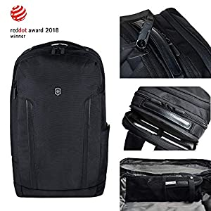 519LfQW2c9L. SS300  - Altmont Professional, Deluxe Travel Laptop Backpack, Black