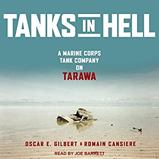 Tanks in Hell audiobook cover art