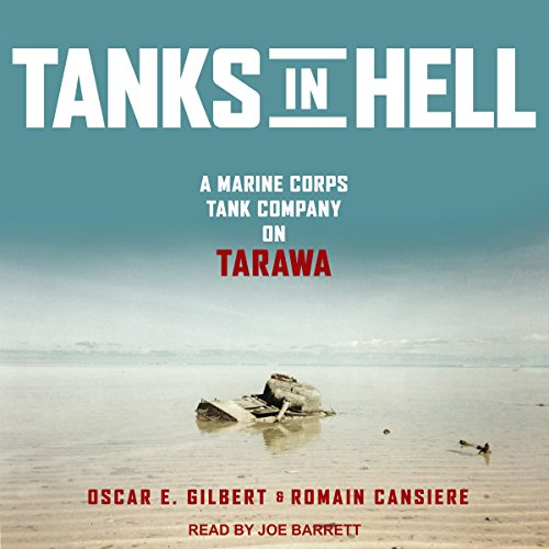 Page de couverture de Tanks in Hell