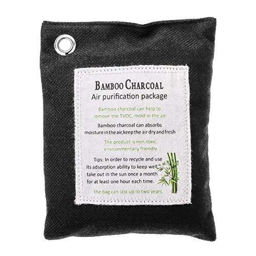 Tasche aus Aktivkohle zur Geruchsentfernung aus natürlichem Bambuskohle zur Geruchsentfernung der Tasche zur Reinigung der natürlichen Luft C