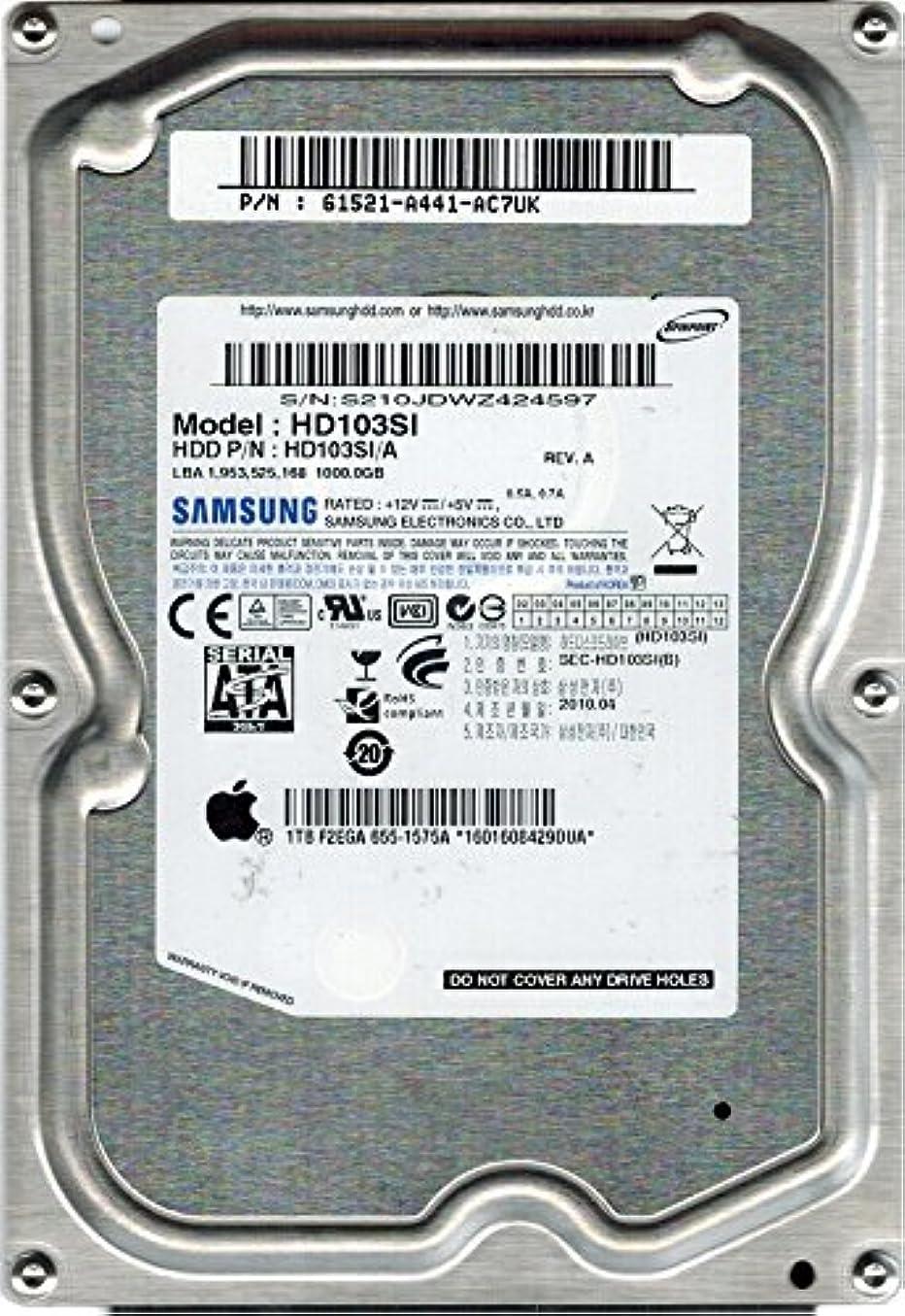 悲しいことに民主主義鉱夫Samsung HDD hd103si P/N : hd103si / A 1tb P/N : 61521-a441-ac7uk