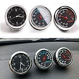 Higrómetro del reloj del termómetro decorativo Compatible con Jaguar E-Pace E-Type F-Pace F-Tipo I-Pace S-Type X-Type XF XJ XJ220 XE XJS XK Más modelos de coches accesorios interiores