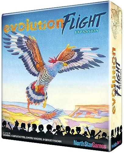 Evolution  Flight expansion by North Star Games