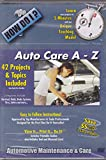 Do I: Auto Care a-Z Home Improvement How to