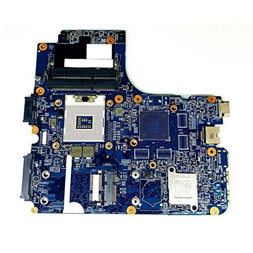 WWWFZS Portátil placa base para HP PROBOOK 4740S 4441S 4440S 4540S Laptop Motherboard con HM76 soporte I3 I5 I7 Desktop Motherboard