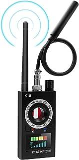 Rilevatore Anti Spia, UYIKOO Rilevatore di Segnale RF, Rilevatore per Telecamera Nascosta Rilevatore di Bug Nascosto Rilevatore di Frequenza Radio Scanner per Dispositivo GSM Car GPS Tracker Auto
