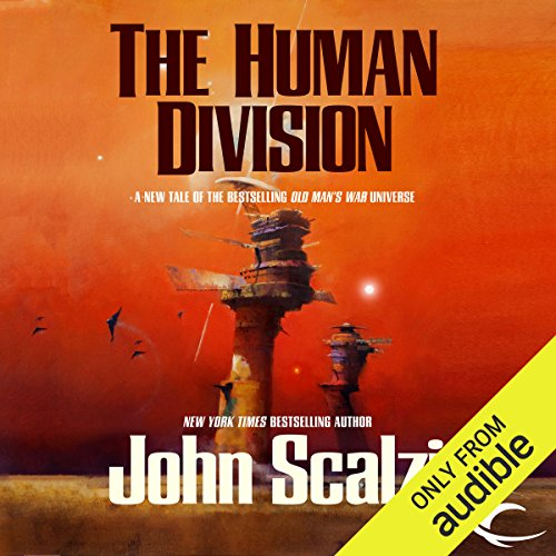 The Human Division audiobook cover art