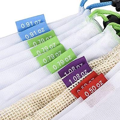 Hhyn Reusable Produce Bags