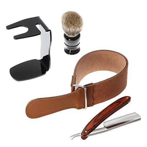 Anself Man's Shaving Tools Kit (4 in 1 Man's Shaving Tools Kit)