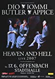 Dio, Iommy, Butler & Appice - Heaven & Hell, Offenbach &