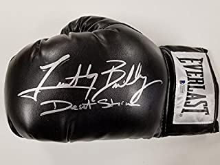 TIMOTHY BRADLEY Signed Everlast Boxing Glove