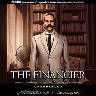 The Financier cover art