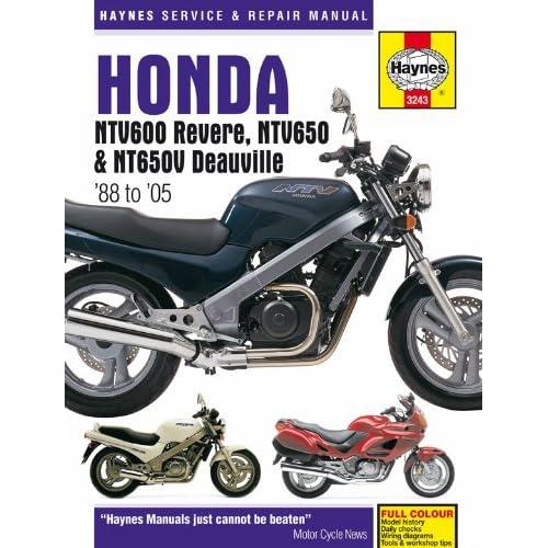 Honda Deauville NTV600//NTV650/Extenda Fenda 05102