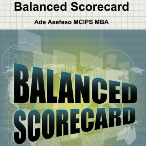 Balanced Scorecard audiobook cover art