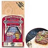 Axtschlag Grillbretter Kirsche, 3 Wood Planks zum schonenden Garen mit aromatischer Rauchnote und... gefüllte birnen-519LlCzvcdL-Gefüllte Birnen von der Planke