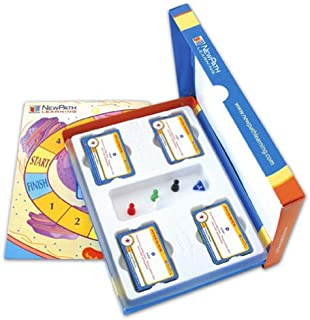 NewPath Learning Biology and the Human Body Curriculum Mastery Game, Grade 6-10, Study-Group Pack