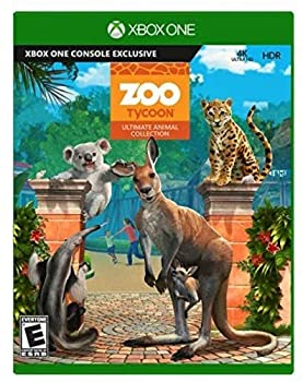 zoo tycoon ultimate collection
