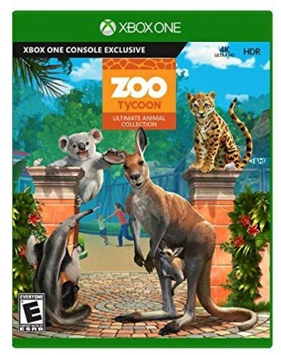 Zoo Tycoon: Ultimate Animal Collection for Xbox One