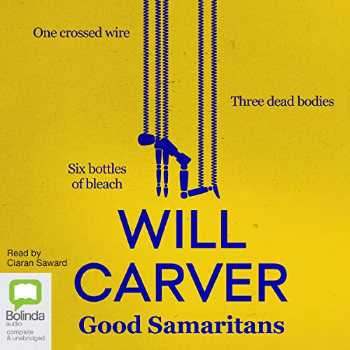Good Samaritans cover art