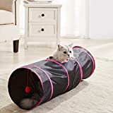 collapsible cat tunnel toys
