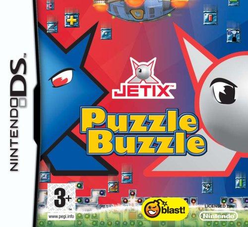Puzzles Jetix Buzzle Ds