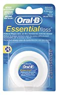 Removes plaque where your brush can't reach. Slides easily between your teeth and below the gumline. It helps clean the tough-to-get plaque away. Used morning or evening when you brush. EssentialFloss helps your gums and your teeth stay healthy. Clea...