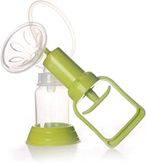 Breast Pump Breast Pump, Hand-held Portable, with Soft buffered Silicone Cup and Narrow Neck, Suitable for Mother's Breast...