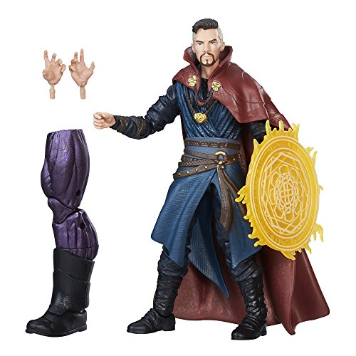 Doctor Strange Marvel Legends: Doctor Strange 15cm figura di azione