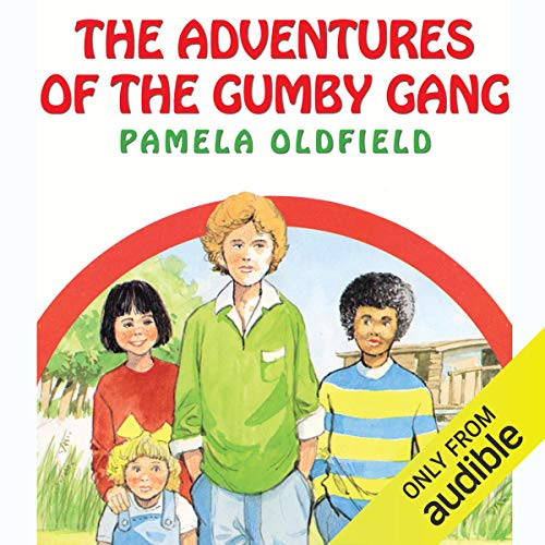 The Adventures of the Gumby Gang  By  cover art