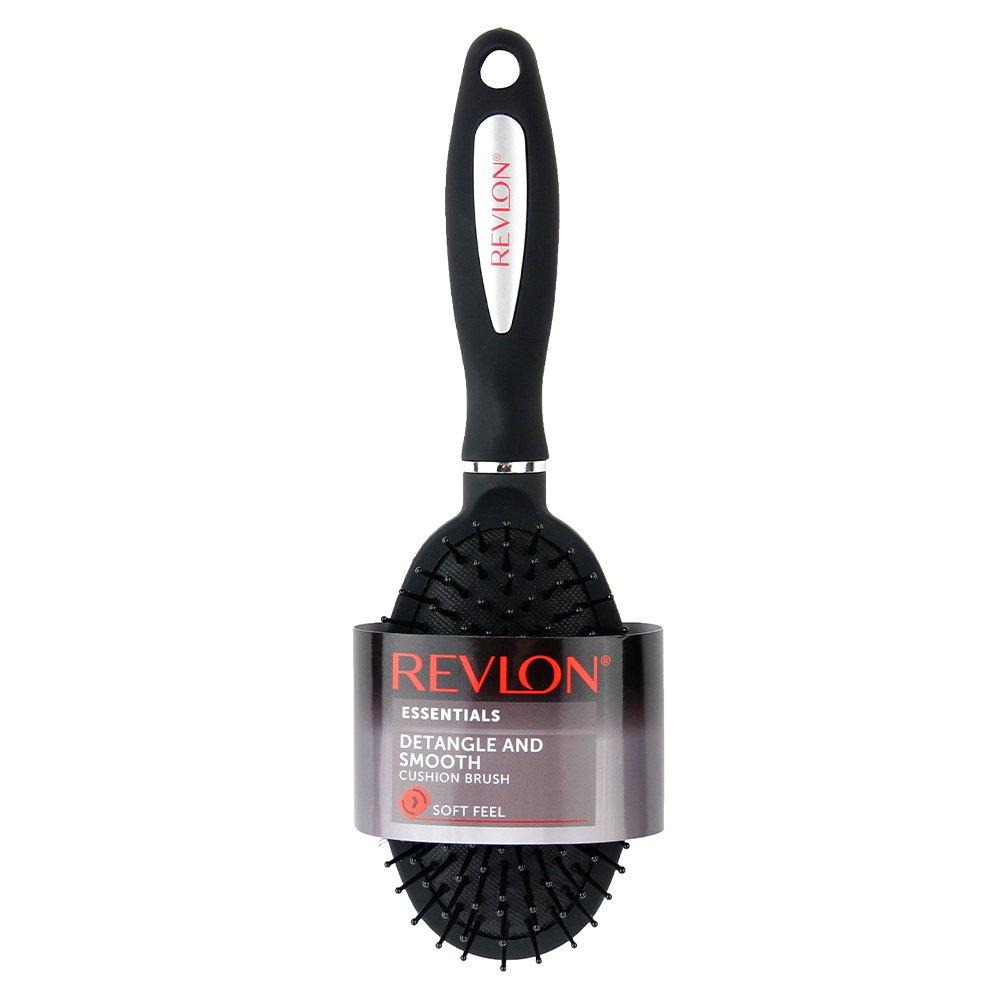 Revlon Detangle Smooth Black Cushion
