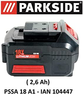 Parkside batería 18V 2,6Ah Pap 18–