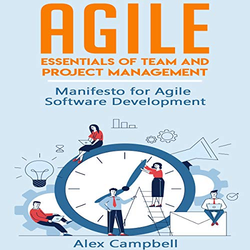 Agile  By  cover art
