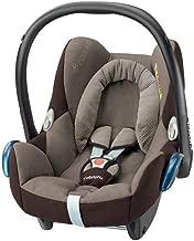 Maxi-Cosi CabrioFix Silla de auto, reclinable y de alta seguridad para tu bebe, 0-12 meses, 0-13 kg, marrón (Earth Brown)