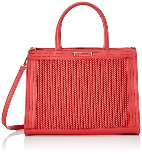 Valentino by Mario - Jarvey, Shoppers y bolsos de hombro Mujer, Rojo (Rosso), 14x26x35 cm (B x H T)