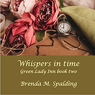Whispers in Time  audiobook cover art