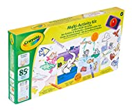 Crayola – Multi-Activity Set – Creative Hobbies – Activity Kits – For Ages 4 and Above – Colouring a...
