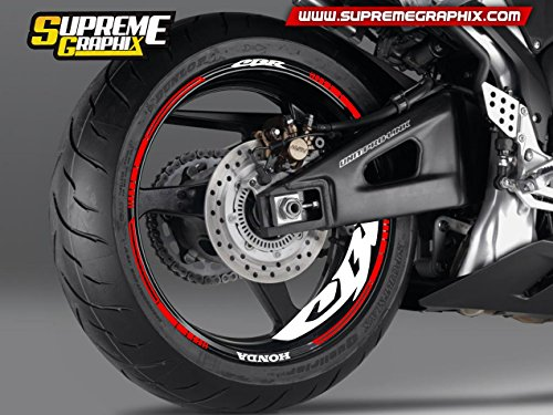 Kit Adhesivos Llantas Honda CBR ADESIVI Stickers
