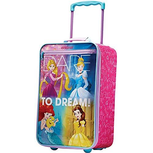 American Tourister Disney Princess 18' Upright Softside