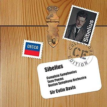 Sibelius: Complete Symphonies; Tone Poems