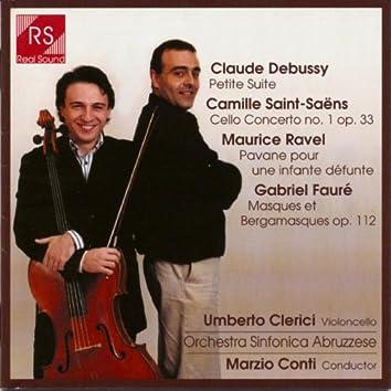 Debussy, Saint Saens, Ravel & Fauré