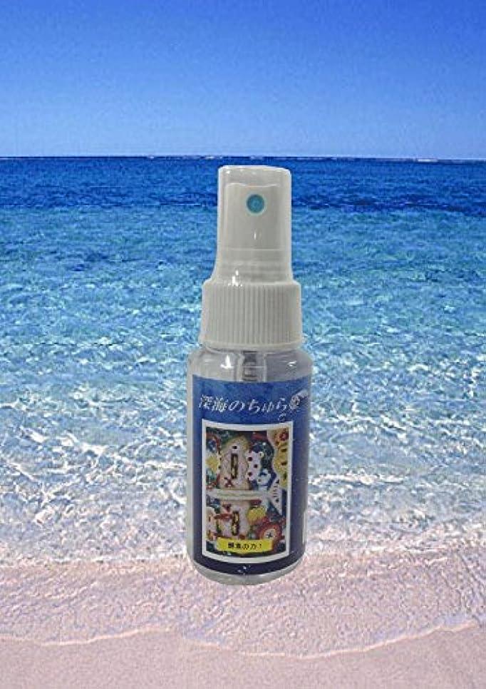 崖変位連邦深海のちゅら姫 美容用 スプレー (携帯用) 50ml×5本 沖縄EEN 有機質炭素と海洋深層水のイオン水 肌の保湿やダメージヘアに
