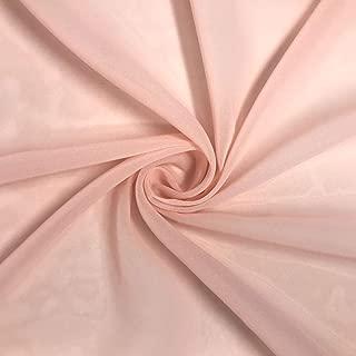 Best blush sheer fabric Reviews