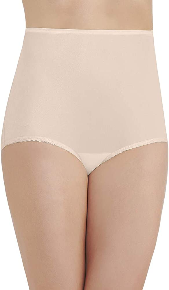 Vanity Fair Women's Perfectly Yours Traditional Nylon Brief Panties