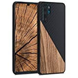 kwmobile Case for Huawei P30 Pro - Hard Phone Cover with