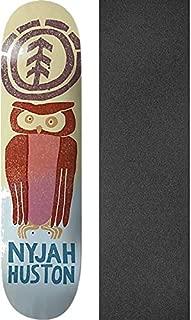 Element Skateboards Nyjah Huston Critters Skateboard Deck - 8.25