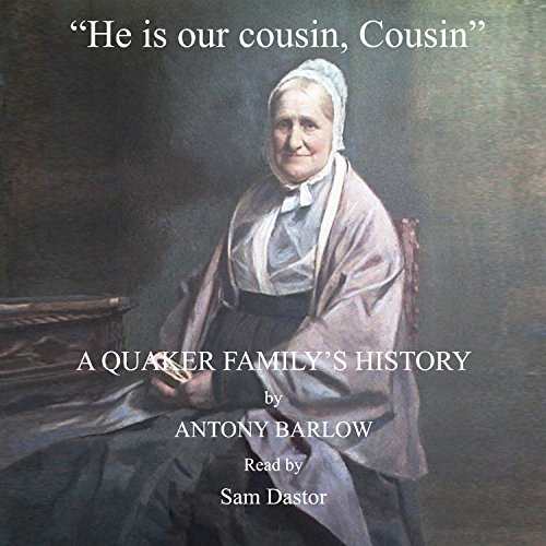He Is Our Cousin, Cousin audiobook cover art