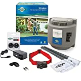 PetSafe Wireless Fence Pet Containment System with Extra Battery Pack,...
