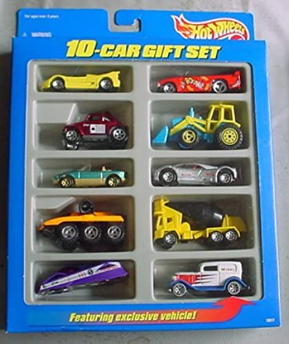 Hot Wheels 10-Car Gift Set Toys R Us Exclusive Midnight Otto by Mattel
