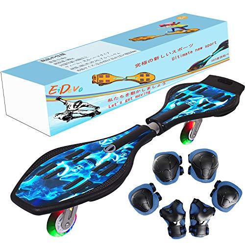 EiDevo Waveboard,Balance Scooter Roulette Board...